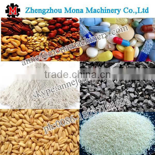 Dehydrated vegetables powder grit flake vibrating screen machine