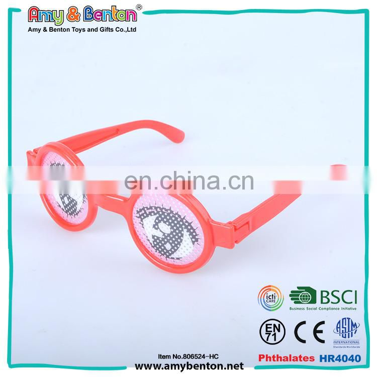 Wholesale party supplies new york plastic kids glasses disposable