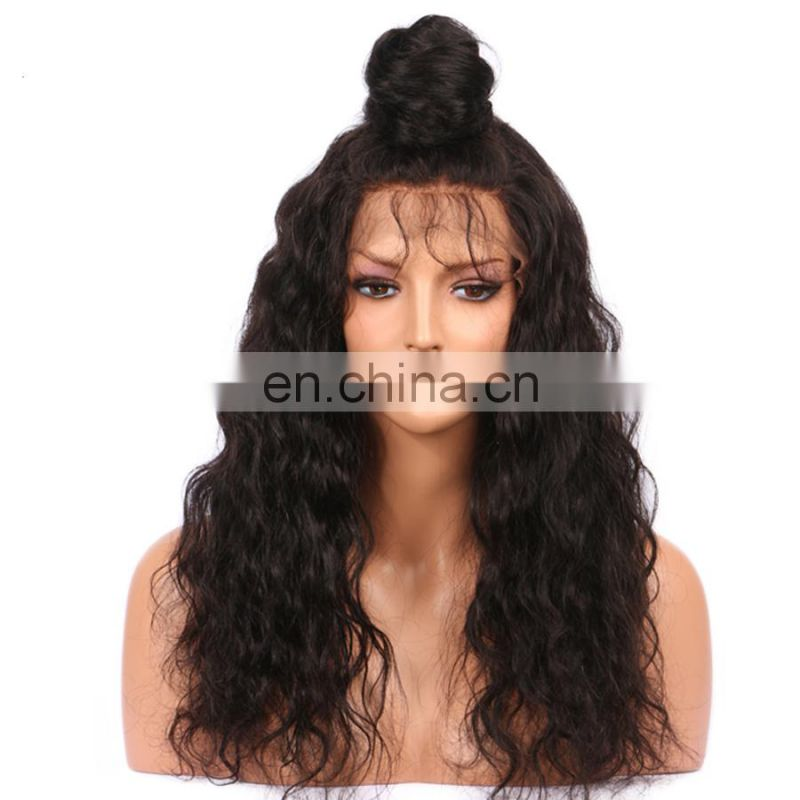 Good Quality 360 lace hair human wigs wholesale china cheap human hair wigs