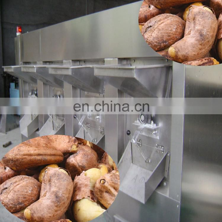 cashew nuts processing machine cashew nut shelling machine