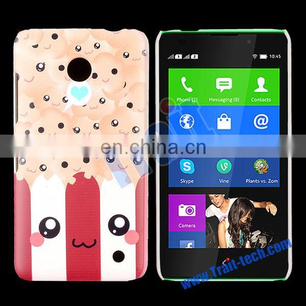Fashion Glossy Ultraslim Hard PC Case for Nokia Lumia 630 Back Cover