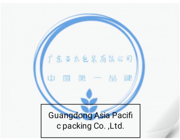 Guangdong Asia Pacific packing Co. ,Ltd.