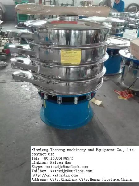Xinxiang Techeng machinery and Equipment Co., Ltd.