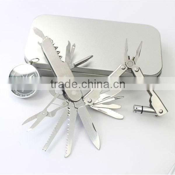 Multi-purpose practical tool camping equipment