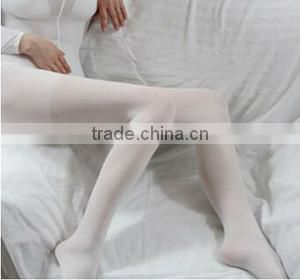 Factory Direct Selling!high quality odm oem for beauty salon use slimming body suit/transparent glossy tights pantyhose