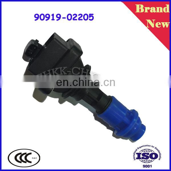 Universal High Quality 90919-02205+ Ignition Coil tester/ignition coil price/Spark Coil 90919-02205+ Ignition Coil