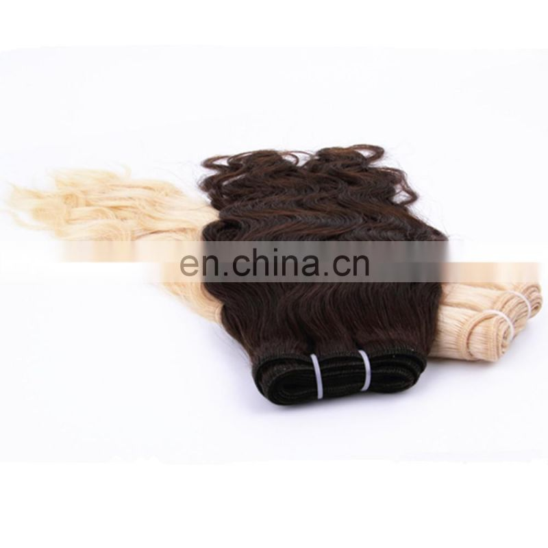 2017 New Arrival 100% cheap remy hair extensions weft wholesale best quality