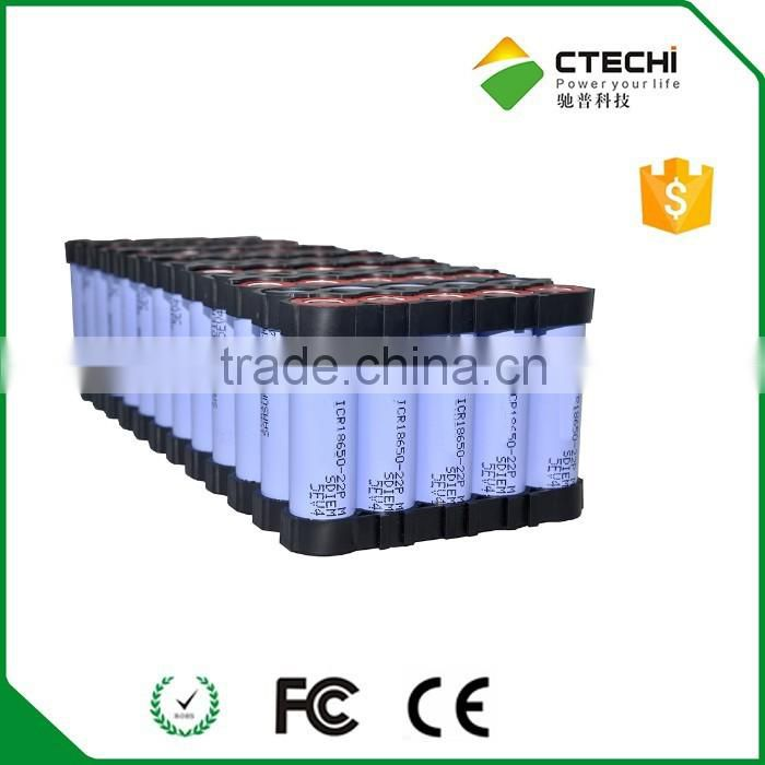 11Ah 48V 18650 high capacity electric balance car battery