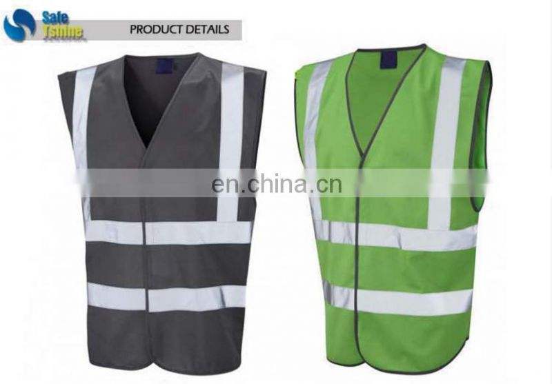 cheap safety hi vis safety reflective vests