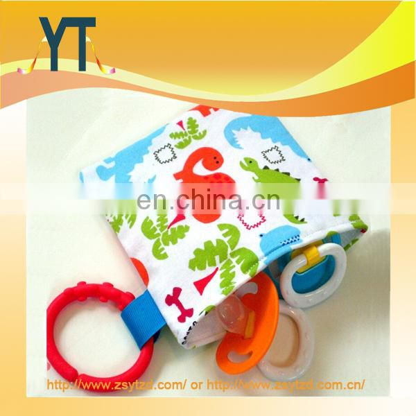 2017 Fashion Insulated Tote Bag Suits Baby Pacifier Small Insulated ,Baby Pacifier Bag With Holder