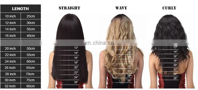 High quality virgin remy human hair extension 2.5g/pieces tape in human hair extension