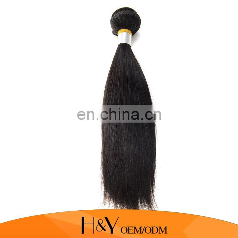 Indian Virgin Remy Hair Top Quality Silky Straight Hair 100% Human Remy Hair Weft