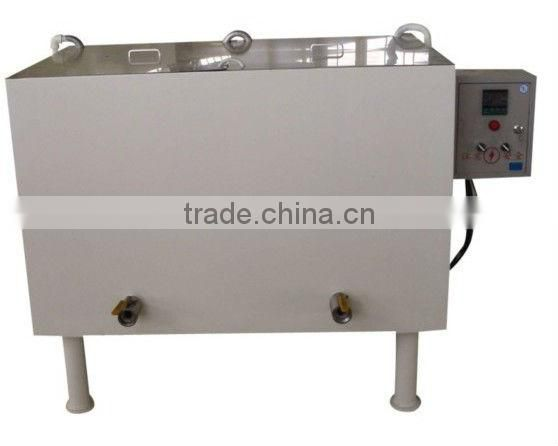 Small Products Chocolate Manufacturing Machines / Chocolate enrobing machinery