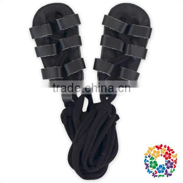 2016 Girls Fashionable Sandals Simple Girls Sandals Girls Knot Sandals