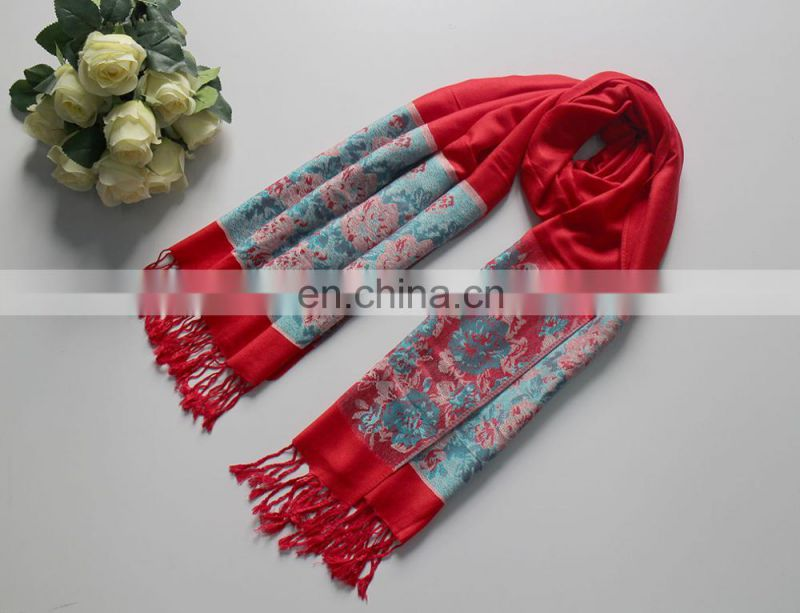 2017 designer scarf rose hot selling factory wholesale china scarf