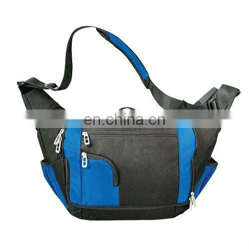 cheap popular men waist bag with mobile phone