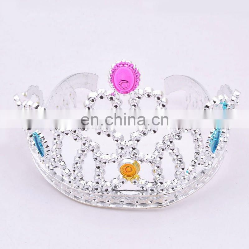 cheap childrens plastic crown