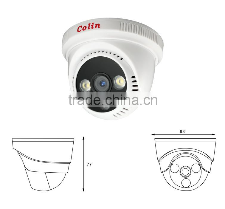 Colin new products for 2015 720P 1MP POE power Onvif IP camera portable mini ip camera wifi