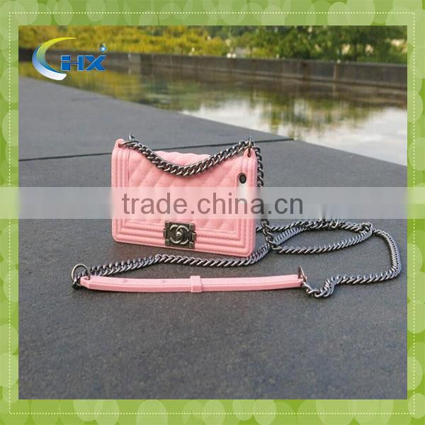 Pretty Silicone Shoulder Bags For Girlswomen Bags For 2014