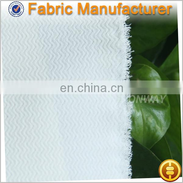 Onway Textile Make-to-order new desgin soft 100 polyester jacquard flannel fabric of alibaba china supplier