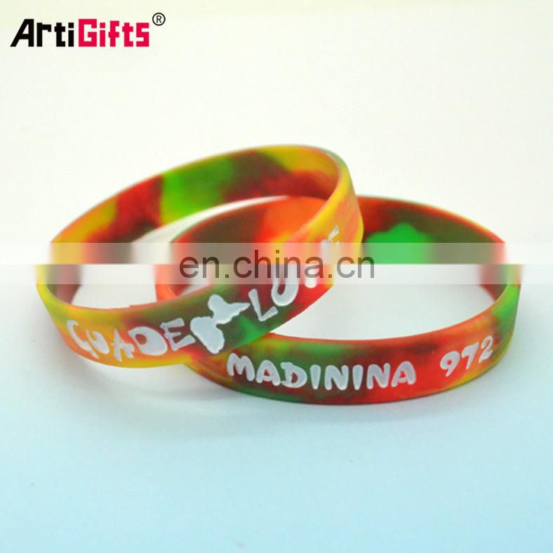 popular OME design commemoration silicone bracelets