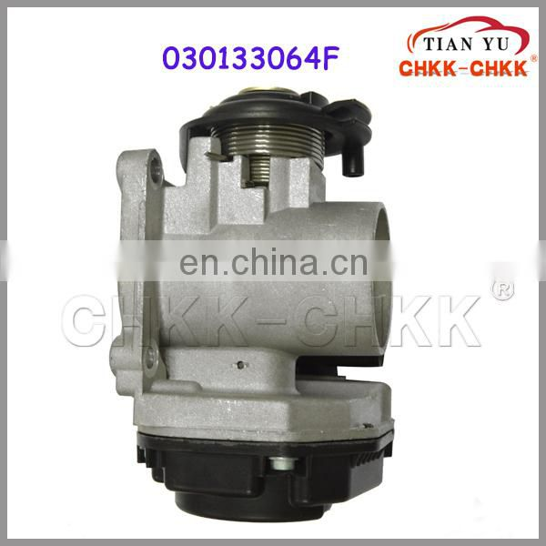 Electronic throttle body 408-237-130-004Z 030133064F 030 133 064F 030 133 064 F