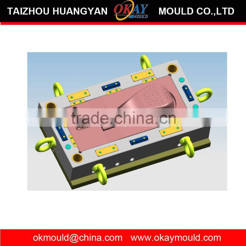 Plastic mold with high quality