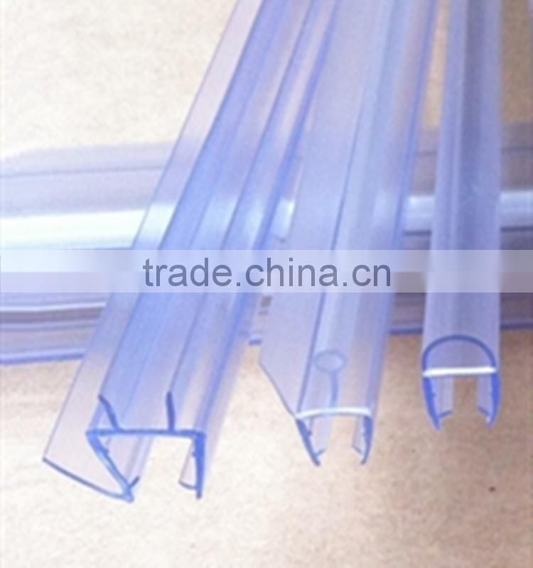 All Kind Of Shower Door Rubber Seal Strip Bathroom Glass Door Pvc