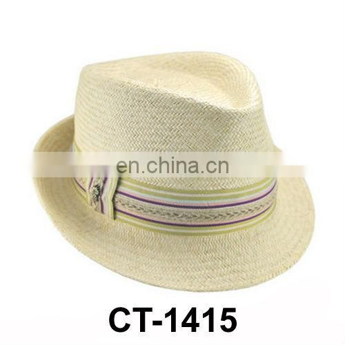 2015 hot sale paper boater hat