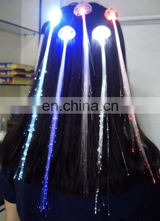 Novelty Led Flashing Braids For Girls