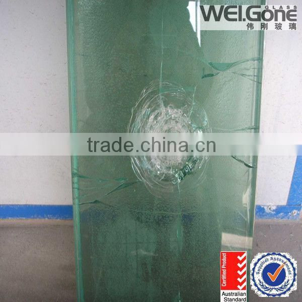 factory bullet proof windshield glass for sale
