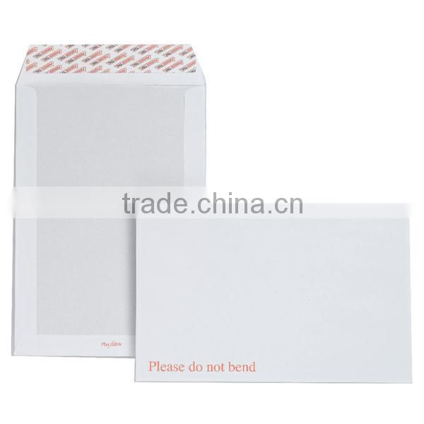 OEM business button string envelope printing, Cheap card envelope
