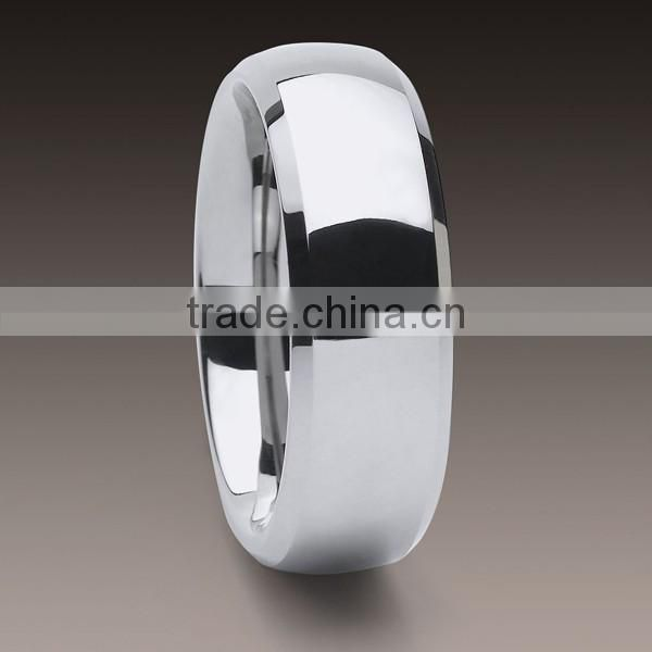 OEM plated tungsten carbide ring