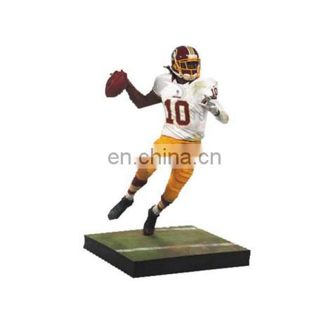 custom team resin football player own design action figures