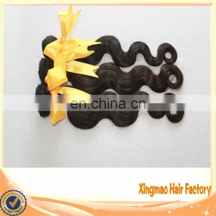 Fast delivery hot sales wholesale virgin peruvian hair extension natural color Lady love hair