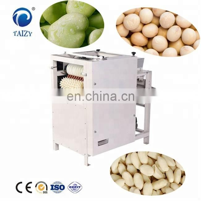 roasted peanut red skin peeling machine dry type peanut peeling machine peanut shell peeling machine