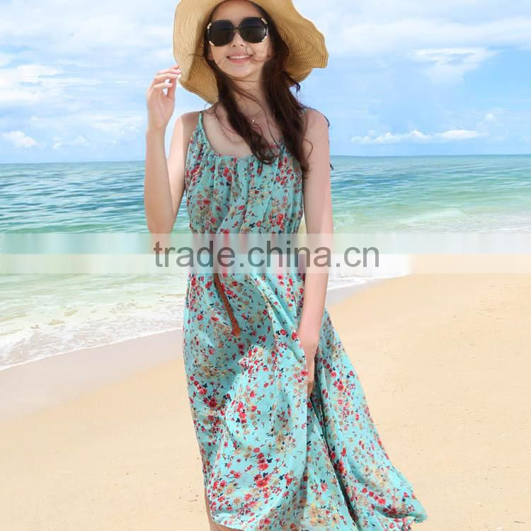 Fashion wholesale custom long beach dress or dress beach and cover up beach dress and design you own beach wear