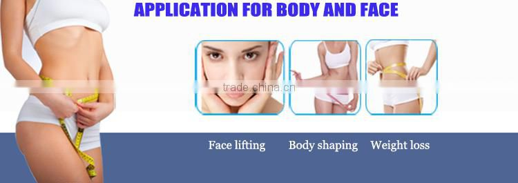 2015 new products loss weight 40khz ultrasonic liposuction cavitation slimming machine price for sale