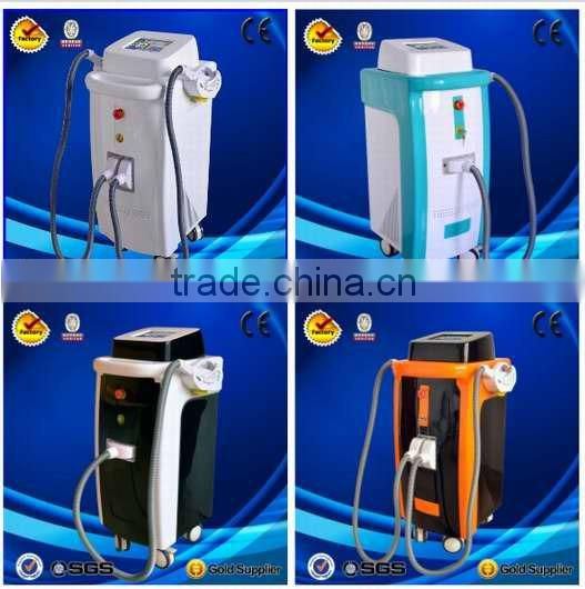 Beauty cosmetic High power shr ipl machine with factory price