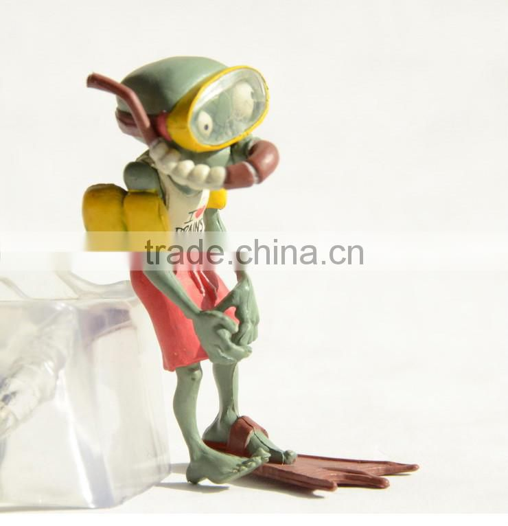 Hot sale American style figure plastic toy,cool plastic vinyl toy,oem delicate plastic toy for children