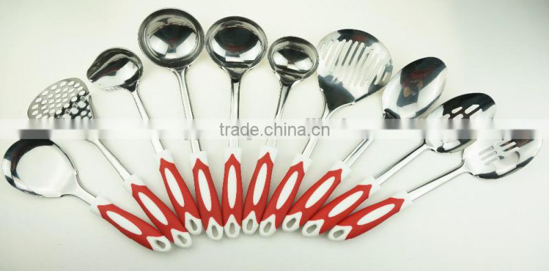 32011 Stainless steel Kitchen Utensils set