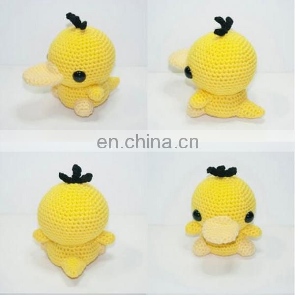 Kwaii Crochet pokemon - Character mascot safty for baby melt your heart with big ears