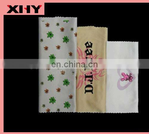 microfiber glasses wiping cloth