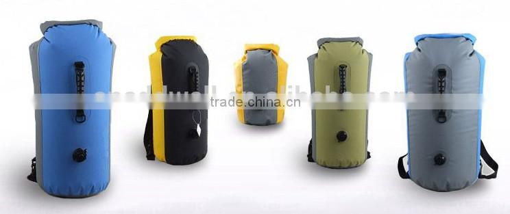 Outdoor camping PVC waterproof swim bag