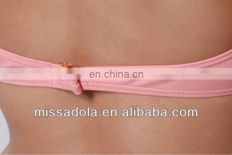 Fashion Pink Beach Wear