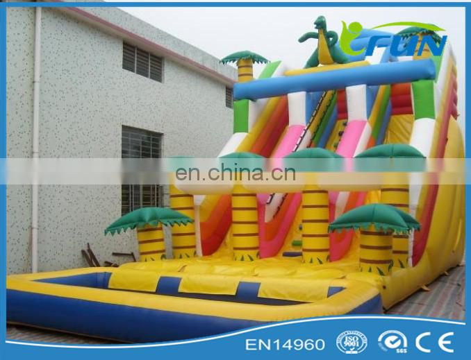 new style intex inflatable slide commercial inflatable slide
