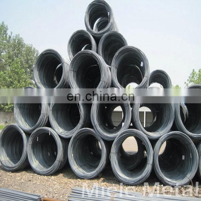 SWRCH 45F hot rolled wire rod for tire rod pin supplier