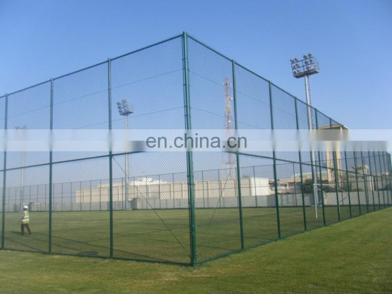 High Quality wholesale 5 foot 6 foot 8 foot pvc coated galvanized chain link fence