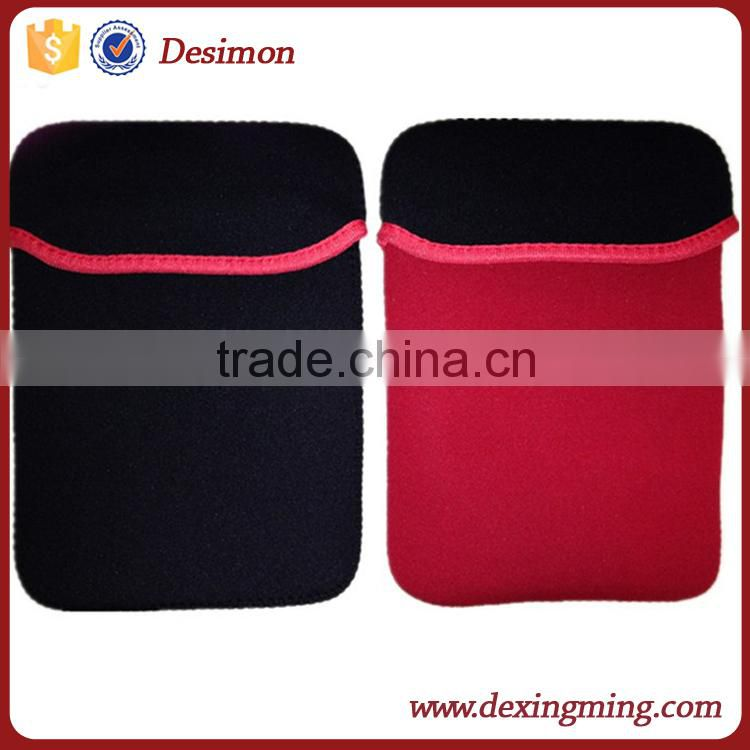 2015 high quality unisex neoprene 7.85 inch tablet bag shenzhen china manufacture in