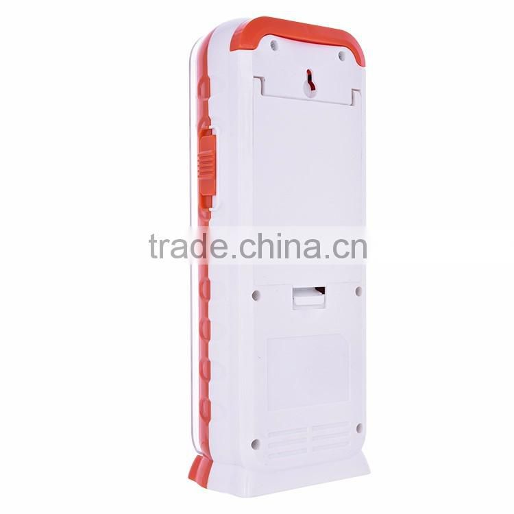 Dry Battery LED Emergency Light Emergency Lights For Home , Dry Battery Operated LED Light For Costume Fecoration